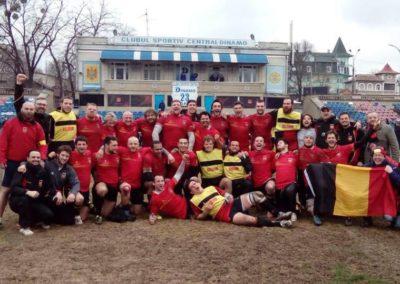Champion d 'europe en Moldavie