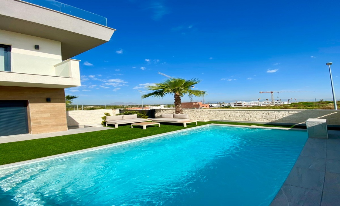 BENIJOFAR, 03178, Espagne, 3 Chambres à coucher Chambres à coucher, ,2 Salle de bainSalle de bain,villa,Bien neuf,2153